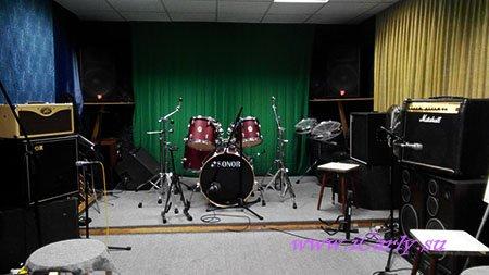 Музыкальная репетиционная база